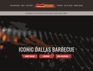 texassmokehouse.com screenshot