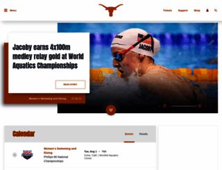 texassports.com screenshot