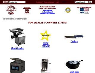 texastastes.com screenshot