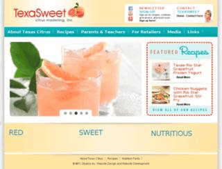 texasweet.com screenshot