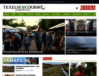 texelsecourant.nl screenshot