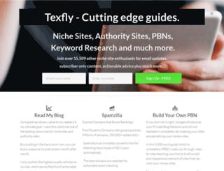 texfly.com screenshot