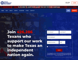 texnat.org screenshot