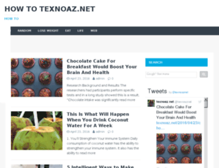 texnoaz.net screenshot