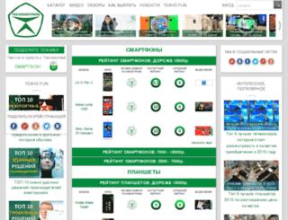 texnokontrol.webmyblog.ru screenshot