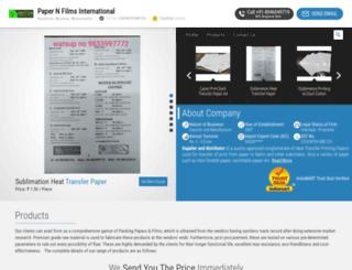 texprints.com screenshot