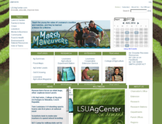 text.lsuagcenter.com screenshot