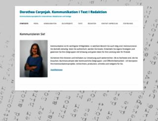 textaturen.de screenshot