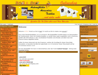 textilbeschriftung.info screenshot