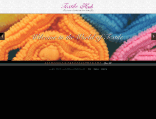 textilehub.in screenshot