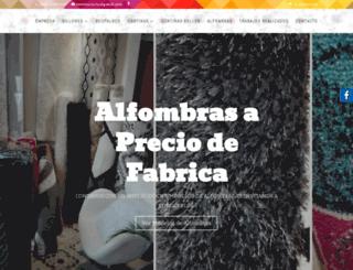 textiluriarte.com.ar screenshot