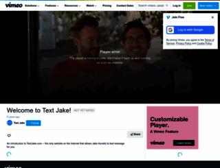 textjake.com screenshot