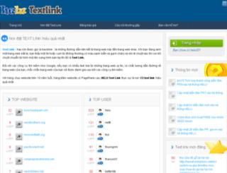 textlink.helu.vn screenshot