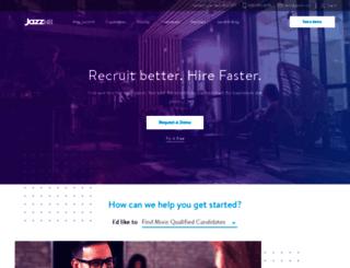 textlinkbrokers.theresumator.com screenshot
