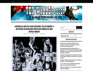 texwillerblog.com screenshot