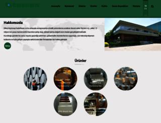 tezcan.com screenshot