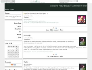 tf-talk.dreamwidth.org screenshot