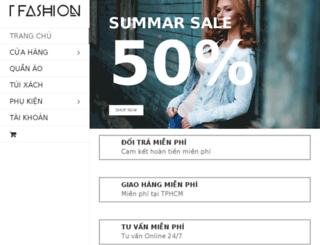 tfashion.vn screenshot
