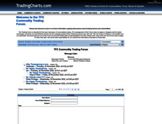 tfc-forum.tradingcharts.com screenshot