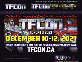 tfcon.ca screenshot
