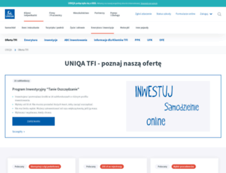 tfi.axa.pl screenshot