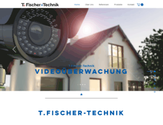 tfischer-technik.de screenshot