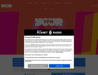 tfmradio.com screenshot
