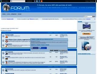 tforumhifi.com screenshot