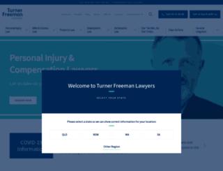 tfqlawyers.com.au screenshot