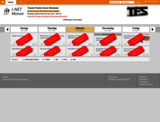 tfs.inetmenue.de screenshot