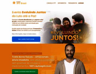 tftbrasil.com.br screenshot