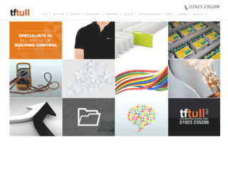 tftull.co.uk screenshot