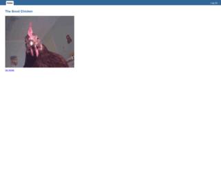 tgc.destinyofthespecies.com screenshot