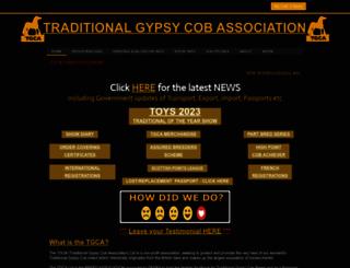 tgca.co.uk screenshot