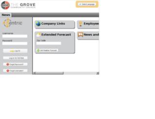 tgcc.sentrichr.com screenshot