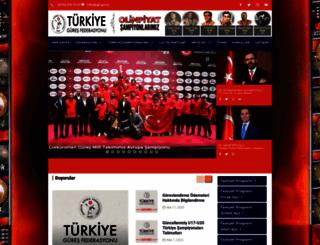tgf.gov.tr screenshot