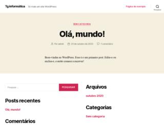 tginformatica.com.br screenshot