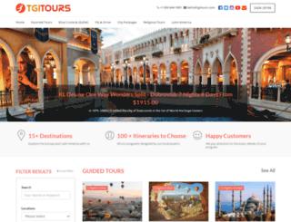 tgivacations.com screenshot