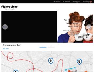 tgr-stores.no screenshot