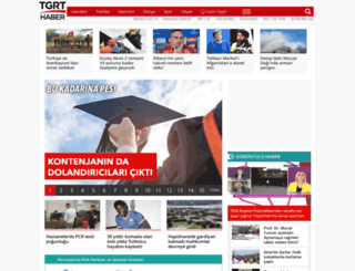 tgrthaber.com screenshot