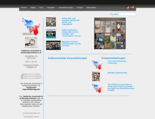tgsh.de screenshot