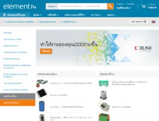 th.farnell.com screenshot