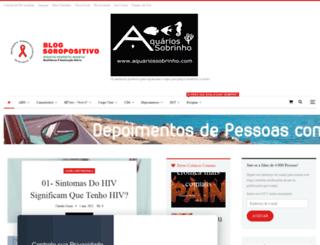 th.soropositivo.org screenshot