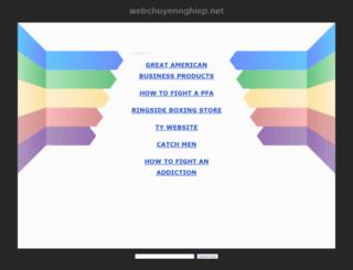 thachc.webchuyennghiep.net screenshot