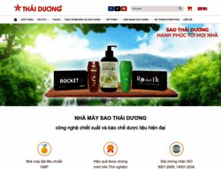 thaiduong.com.vn screenshot