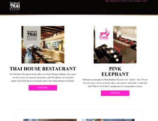 thaihouse.com screenshot