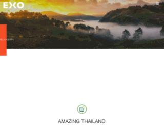 thailand.exotissimo.com screenshot