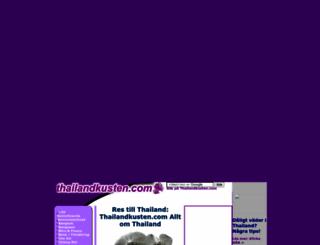 thailandkusten.com screenshot