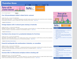 thaindian.com screenshot