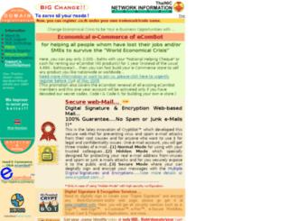 thainic.net screenshot
